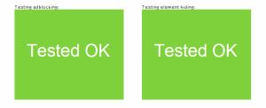 rekonq 2.2 adblock test